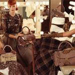 Дом Моды Louis Vuitton показал женскую коллекцию в Париже