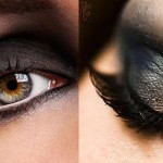 Модный макияж осень — зима 2014-2015