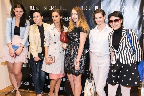 Sherri Hill в Москве