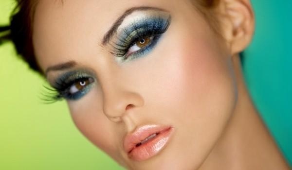 макияж на Новый год