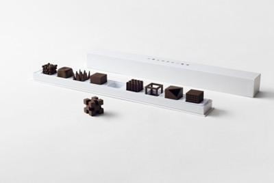 Форма шоколада влияет на его вкус
