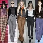 Когда женщины начали носить брюки?