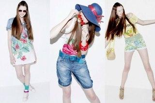 вещи девочке – подростку