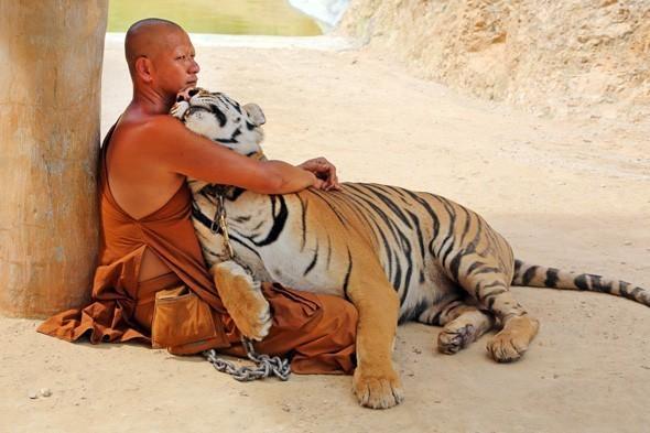 Тигриный монастырь