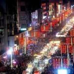 В Шэньяне открылся ночной рынок