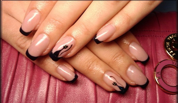 создать красивые ногти