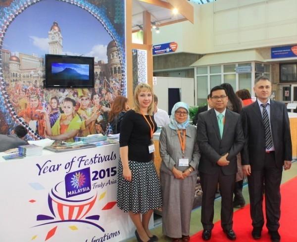 выставка туризма MITT 2015