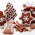 Австрийское рождественское печенье «Коричные звeзды»