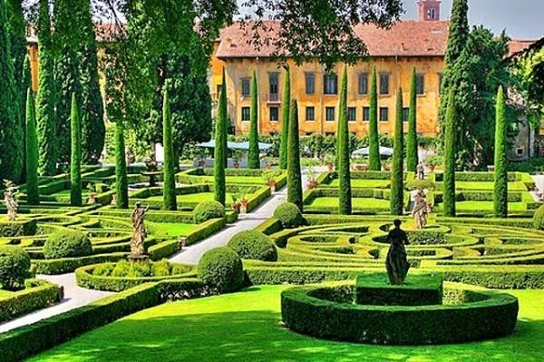 Дворцы Вероны