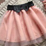 Пышная юбка – с чем её носить