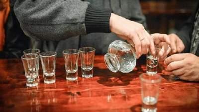 связь между выпивкой и многими видами рака
