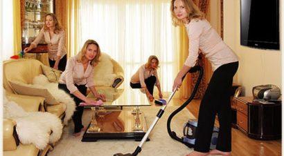 ежедневная уборка опасна