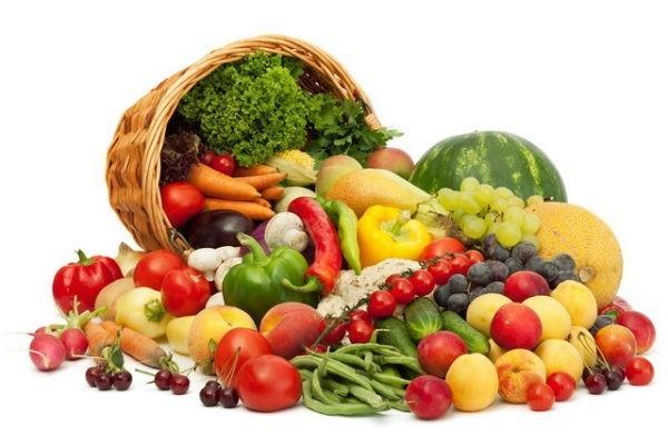 здоровое употребление фруктов
