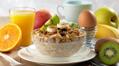 завтраки для стройной фигуры