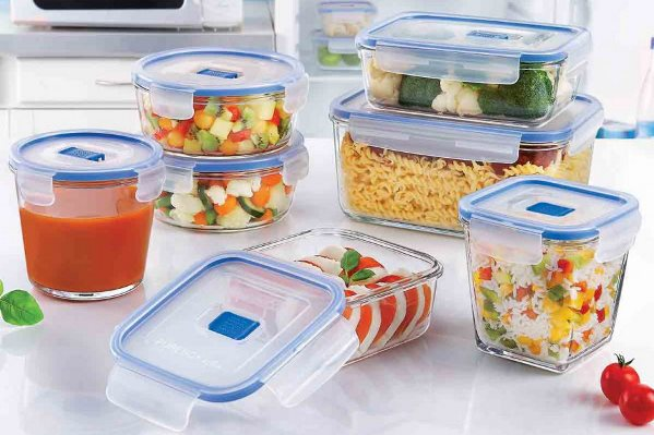 продукты опасно держать в пластиковых контейнерах