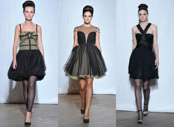 Коктейльные платья из коллекции «Мисс Полли», Christophe Guillarmé; Nicola Gleichauf/ Frank Barylko