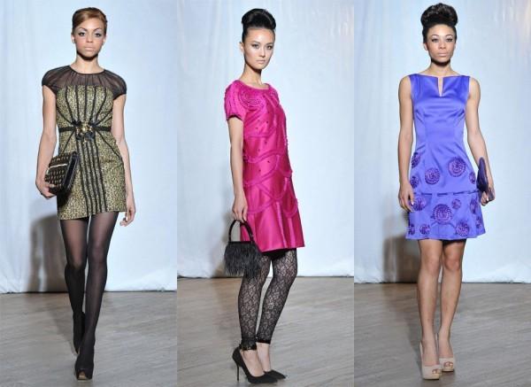 Короткие вечерние платья «Мисс Полли», Christophe Guillarmé; Nicola Gleichauf/ Frank Barylko