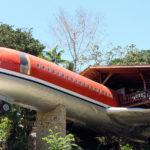 Отель — самолет