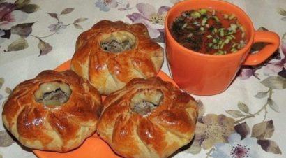 «Вак балиш» — традиционное татарское блюдо