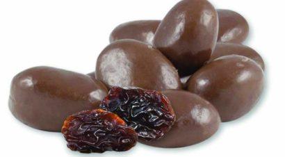 Как приготовить изюм в шоколаде