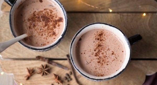 Способ приготовления кофе с имбирем