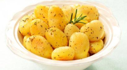 на картофеле можно сбрасывать вес