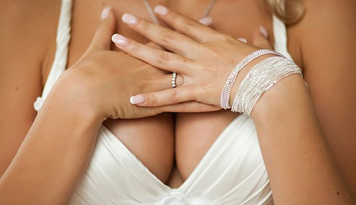 сохранить грудь при похудении